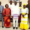 Le Bureau National CEDEAO du Burkina Faso en mission de travail à la Commission de la CEDEAO