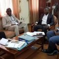 L'Ambassadeur Firmin N'DO encourage le management d'AFRIGIST