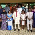 AMBASSADE, MISSION PERMANENTE DU BURKINA FASO A ABUJA : Hommage à des agents en fin de mission