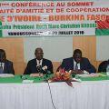 5èmeTAC Burkina – Côte d'Ivoire : Renforcer davantage les liens séculaires entre nos deux pays