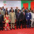 Le Président du Faso ouvre un colloque international de réflexion sur la relance de l'économie nationale