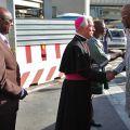 Visite du Président du Faso au Vatican : Roch Marc Christian KABORE est arrivé à Rome